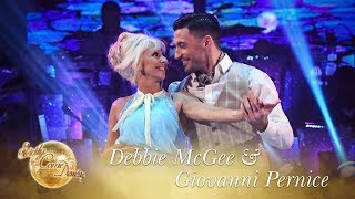 Debbie McGee and Giovanni Pernice Viennese Waltz to 'She's Always A Woman'