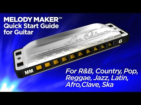 Melody Maker Quick Start For Guitar