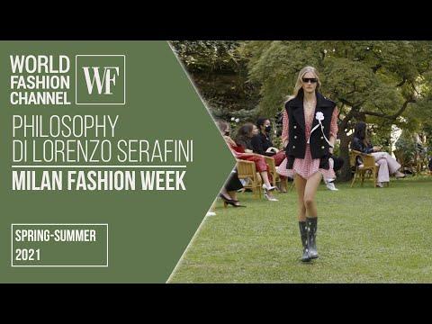 Philosophy di Lorenzo Serafini spring-summer 2021 | Milan Fashion Week