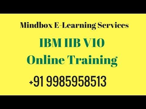 IIB Online Training ( IBM Integration Bus v10 Online Training ...