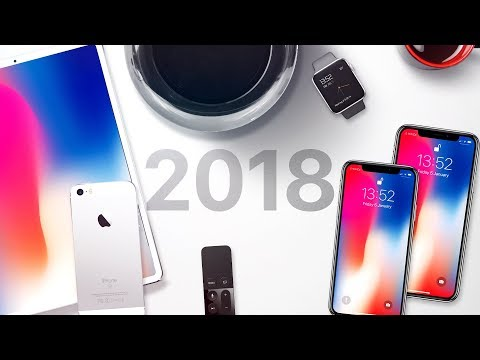 What to expect from Apple in 2018