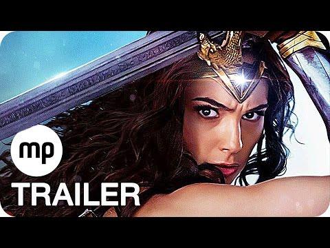 WONDER WOMAN Trailer 2 German Deutsch (2017)