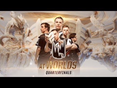 #LEC at Worlds - Quarterfinals (Gameplay Montage)