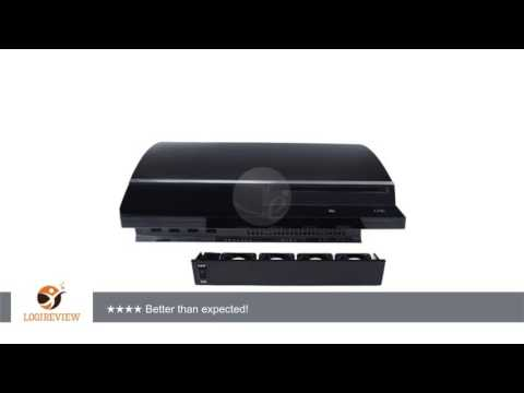 New Intercooler Cooling Fan For Sony Playstation 3 PS3 | Review/Test