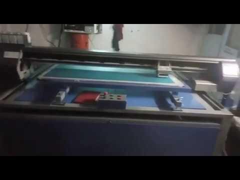 Piezo Flatbed Inkjet Engraver