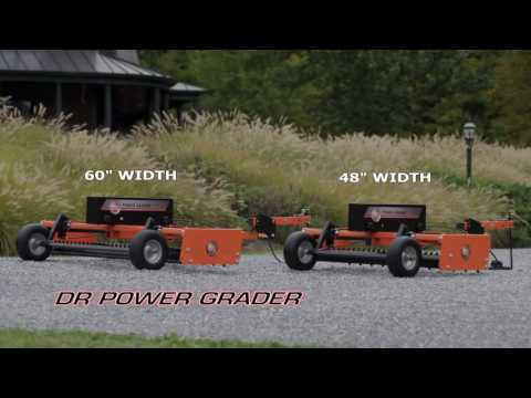 Product Video, Prompt for 60 in PGR w/ Remote & Drag Screen - WEB