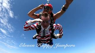 12 Days of Skydive Indianapolis Christmas
