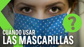 TODO lo que HAY QUE SABER sobre el USO OBLIGATORIO de MASCARILLAS en ESPACIOS PÚBLICOS Y CERRADOS