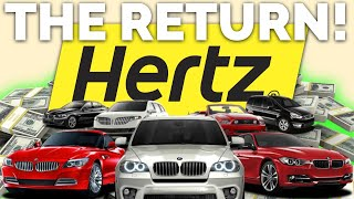 Hertz Stock Is BACK FROM BANKRUPTCY!! (NOT CLICKBAIT)! Stock Talk Season 3 Ep113