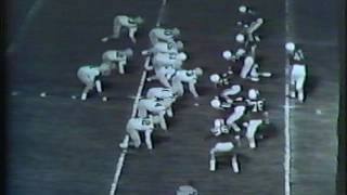 Paul Donham Wichita Southeast vs West Football 1960