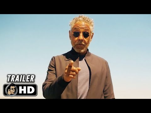 THE BROKEN AND THE BAD Official Trailer (HD) Giancarlo Esposito