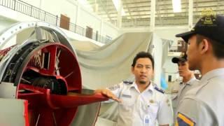 Profil STPI Sekolah Tinggi Penerbangan Indonesia Versi 15 Menit HD