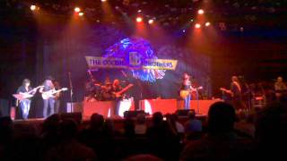 """Nick Williams with The Doobie Brothers at The Ryman """"Don't Start Me Talkin"""""""