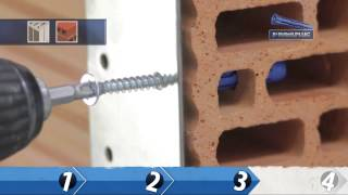 4ALL - High performance nylon plug for all types of substrates