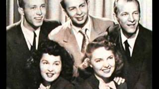 TRY A LITTLE TENDERNESS ~ Mel Torme' & The Mel Tones  (1946)