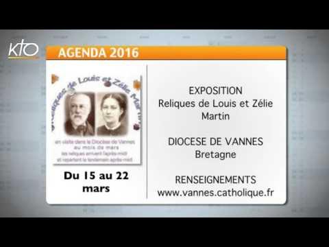 Agenda du 11 mars 2016