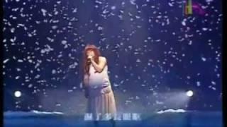 徐佳瑩 - 愛情轉移 (陳奕迅) 110130@超級星光大道演唱會