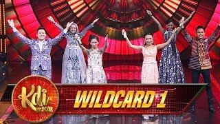 Spektakuler! Inilah 6 Kontestan WILDCARD KDI 2018 - Gerbang Wildcard 1 (3/8)