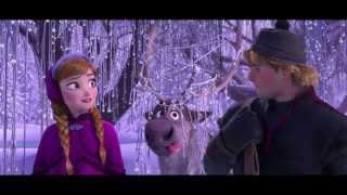 Trailer of La Reine des neiges (2013)