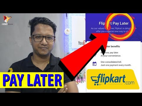 Buy Now And Pay Later Of Flipkart | Data Dock Mp3
