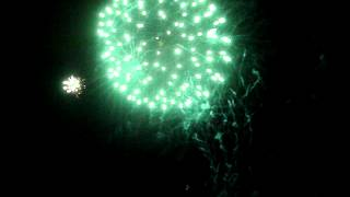 preview picture of video 'feux d'artifice 14 juillet 2012 Libourne'