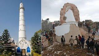 Terungkap Misteri Tanda Tuhan Pada Gempa Dahsyat Nepal 2542015