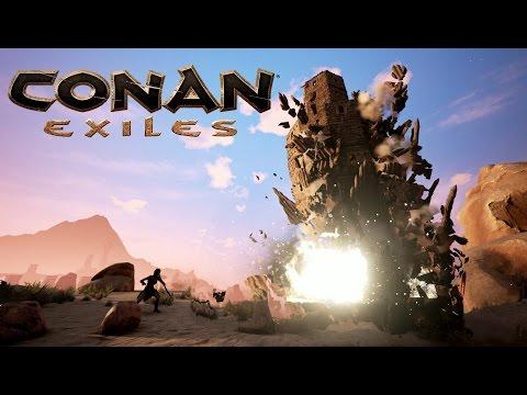 Conan Exiles - BUILD in the World of Conan thumbnail