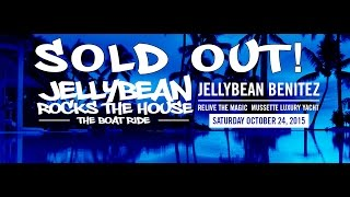 Jellybean Benitez - Live @ The House Boat Ride Fort Lauderdale 2015