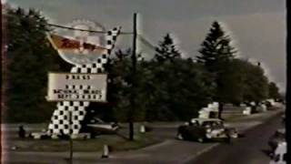 Vintage 1960's Drag Racing - rare footage