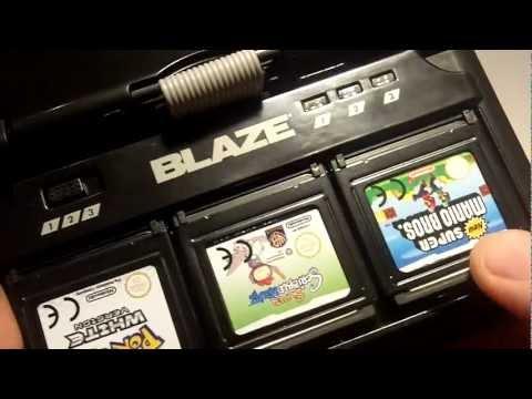 Gamer Tech Review: Blaze Nintendo DSi/DS Lite 3 Game Selector hardcase