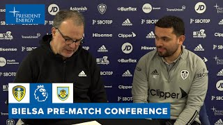 """There are no easy games to win"" 