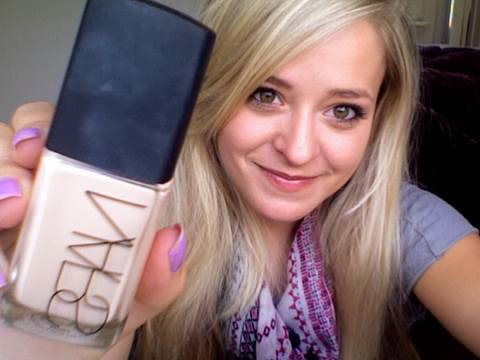 Sheer Glow Foundation by NARS #3