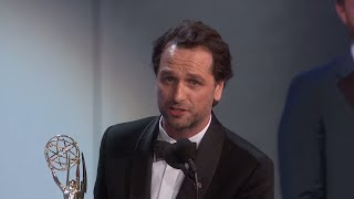 70th Emmy Awards: Matthew Rhys Wins For Outstanding Lead Actor In A Drama Series