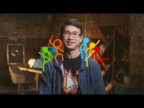 I made a Stick Figure Animation Course! - YouTube