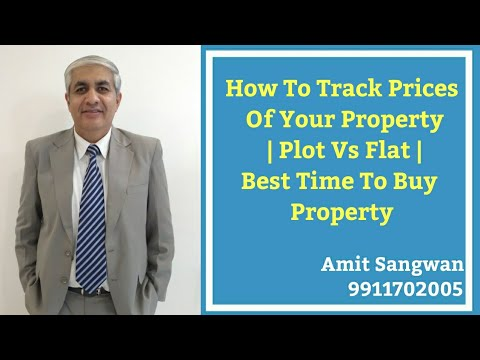 Real Estate Education Class 1  Best Time To Buy How To Track Prices  Plot vs Flat  GEN Z 9911702005