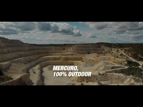 MERCURO SAFETY GLASSES, 100% OUTDOOR