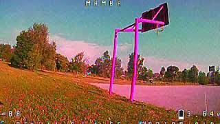 First FPV flight in public place