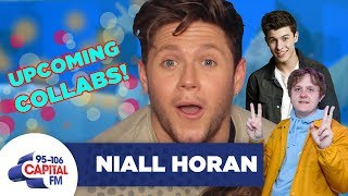 Niall Horan On Shawn Mendes & Lewis Capaldi Collaborations 🎤 | FULL INTERVIEW | Capital