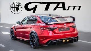 2021 Alfa Romeo Giulia GTA In Depth Look - Better Than The Jaguar Project 8?