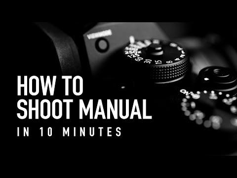 tutorials photography shoot manual photography under 10 minutes