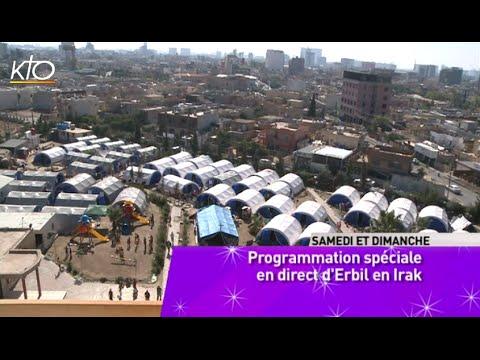 #Erbilight en direct sur KTO