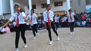 CUTM dance program.....