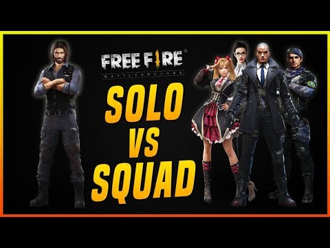 One vs Squad Pro Gameplay 2019 - Garena Free Fire- Total Gaming