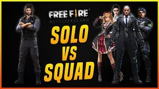 One Vs Squad Pro Gameplay 2019   Garena Free Fire  Total Gaming