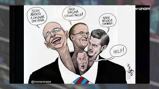 Media 20.1 El nuevo gobierno desde la caricatura con Rafael Pineda
