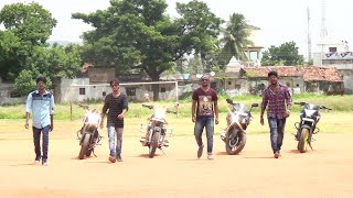 JIMPAK CHIPAK by YLM Riders Telugu Rap Song 2016 Krishna prasad,Chandu,Razz Killadi,Praveen Apple