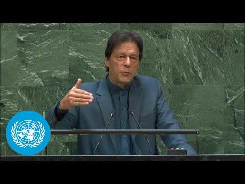 🇵🇰 पाकिस्तान - प्रधान मंत्री ने जनरल डिबेट, 74 वें सत्र को संबोधित किया