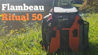 Flambeau - сумка рыболовная с коробками ritual 50d tackle bag