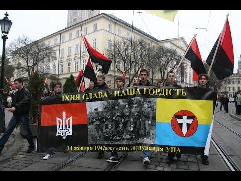 Украина переписывает историю под Бандеру...