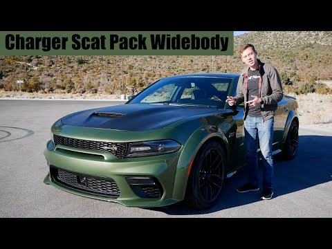 Review: 2020 Dodge Charger Scat Pack Widebody - The Best Performance Bargain?